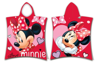 Pončo Minnie Love 50/115